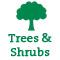Trees & Shurbs