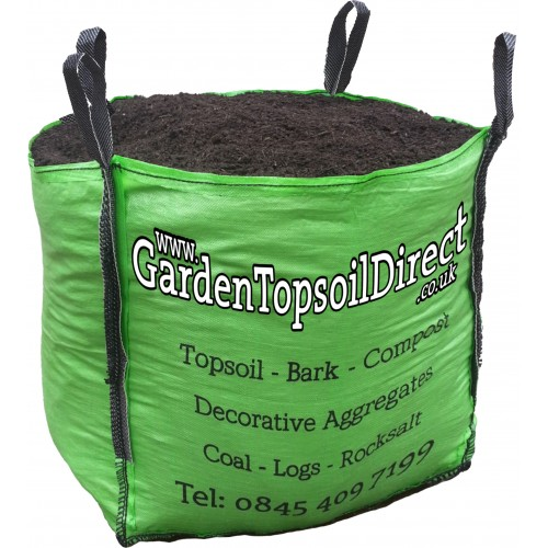 Bulk topsoil and compost delivered