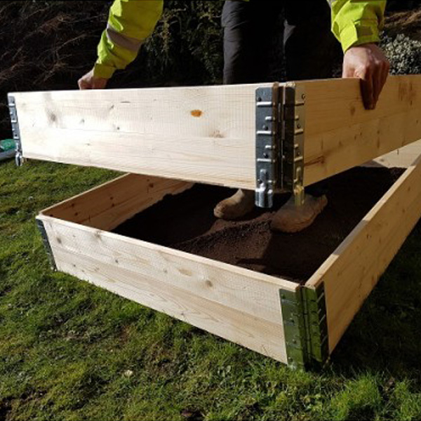Raised Bed Kit - Small Bags