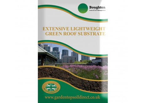 extensive green roof substrate - green roof soil