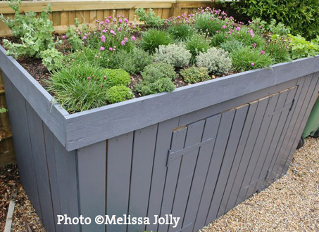 How To Build A Roof Garden Creating A Green Roof